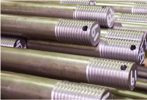 Disc section shafts